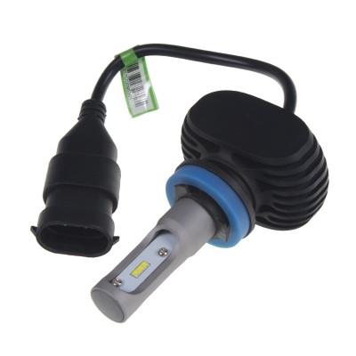 CSP LED H16 bílá, 9-32V, 4000LM, IP65