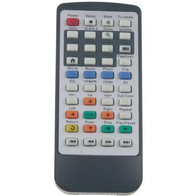 Dálk. ovl. k USB multimediálnímu přehrávači 80239