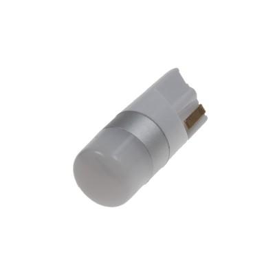 LED T10 bílá, 12V, 3D 2W