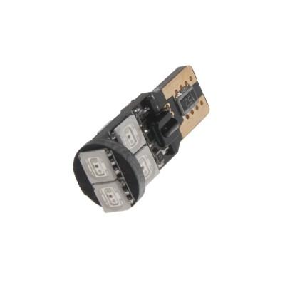 LED T10 RGB, 12V, 6LED/5050SMD