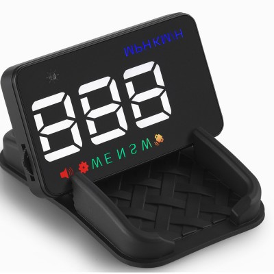 "Monitor s HUD projekčním displejem 3,5"" a GPS"