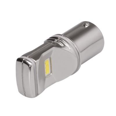 CSP LED BA15S bílá 12-24V, 3x10W chrom
