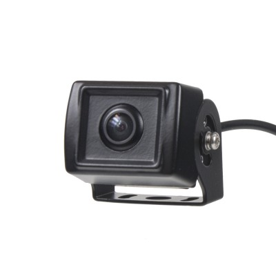 AHD 720P mini kamera 4PIN, PAL vnější