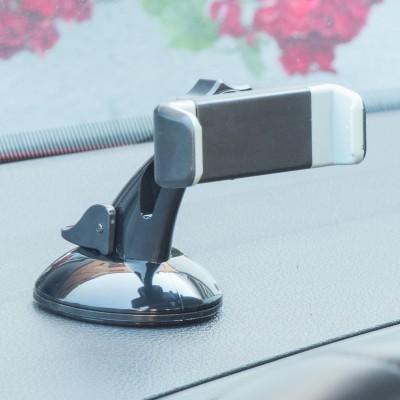 """Univerzální držák 2in1 s úchytem na sklo / větrací mřížky Smartphone 3,5""""- 6,5"""""""