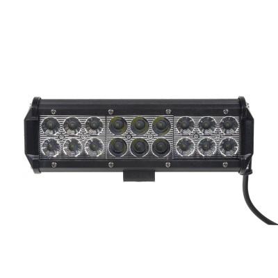 LED světlo na pracovní stroje 10-30V, 18x3W