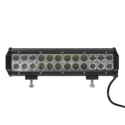 LED světlo na pracovní stroje 10-30V, 24x3W