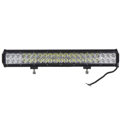 LED světlo na pracovní stroje 10-30V, 42x3W