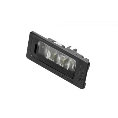 LED osvětlení SPZ do vozu VW, Škoda originál 3AF943021