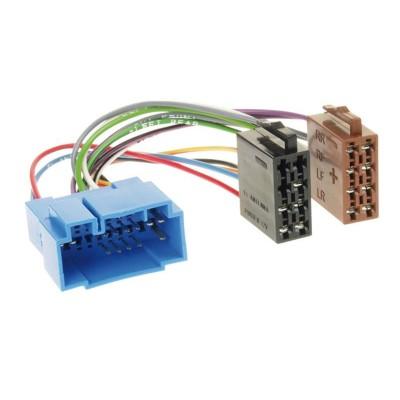 Konektor ISO Honda 98, Accord, Suzuki Liana 02-, Splash, Opel Agila 08-, Fiat Sedici