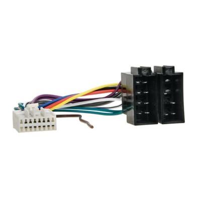 Kabel pro PANASONIC 16-pin / ISO bílý