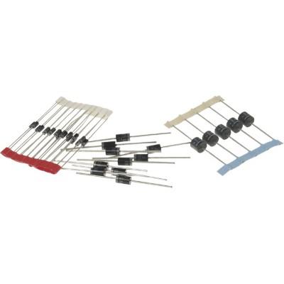 Křemíková dioda 1A (balení 20 ks)