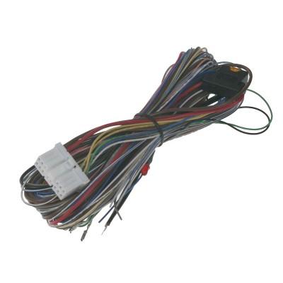 Náhradní kabeláž napájecí pro alarm ATHOS 1202/1802,3