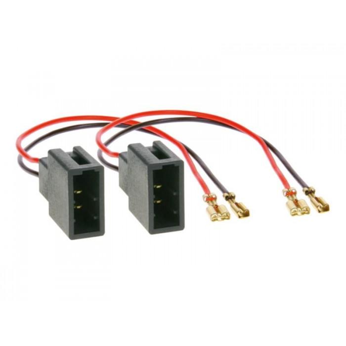 adapter kabel repro Citroen C1, Peugeot 107, Toyota A460 - YARIS