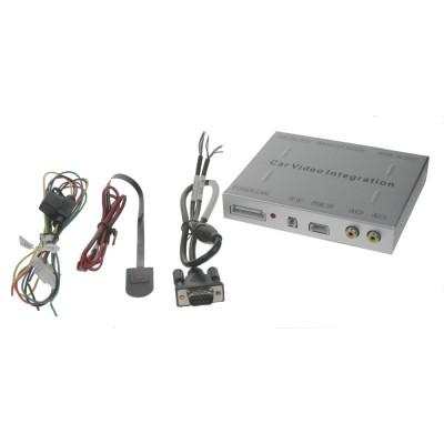 Univerzální převodník kompozitního videosignálu do RGB linky
