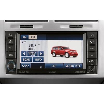 adaptér A/V vstup pro Chrysler, Dodge ,Jeep