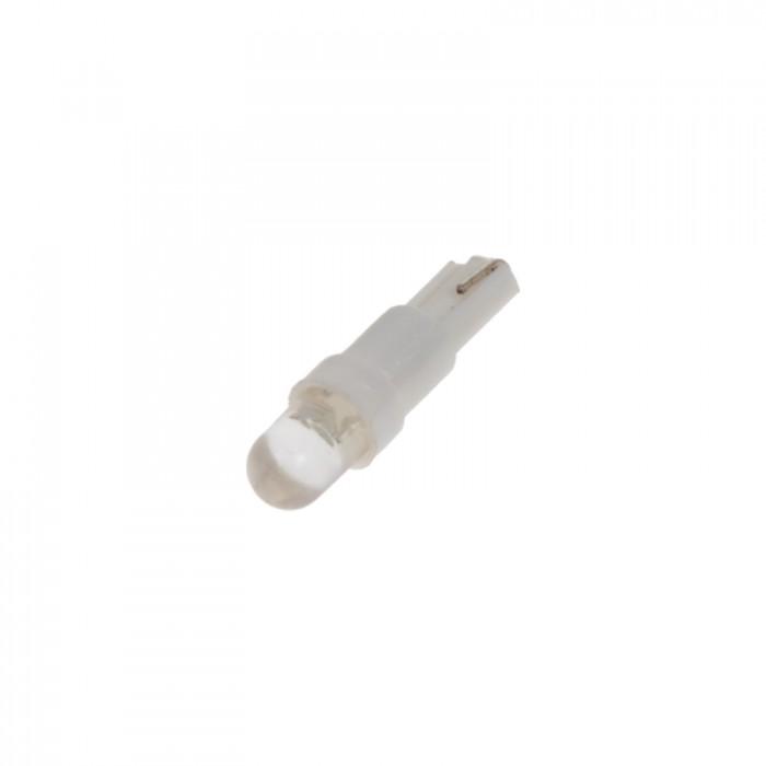 LED žárovka 12V s paticí T5 bílá, 1LED