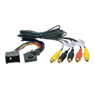 Adaptér AV vstup/výstup pro navigaci BMW s TV tunerem