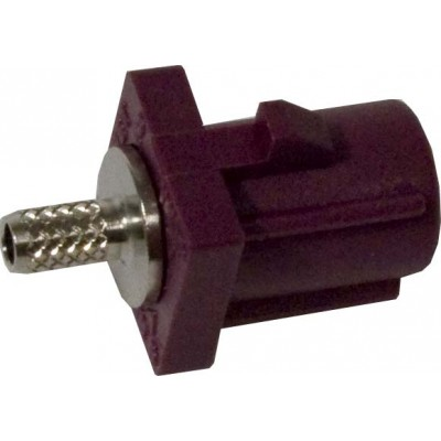 Konektor samec Fakra GSM, RG174