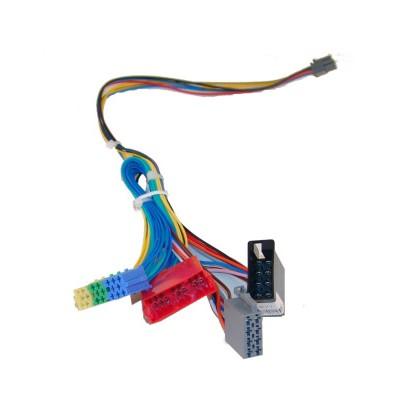 Kabeláž Porsche Cayenne pro připojení modulu TVF-box1