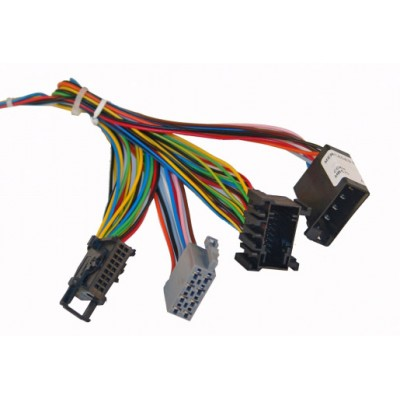 Kabeláž Mercedes pro připojení modulu TVF-box1 s navigací Comand 2.0, APS CD
