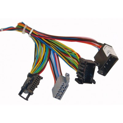Kabeláž Mercedes pro připojení modulu TVF-box1 (Command 2,5)