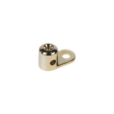 GOLD kabelové očko M8,5 pro kabel 10 mm2