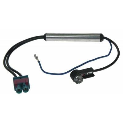 Anténní adaptér-napájení double FAKRA-ISO