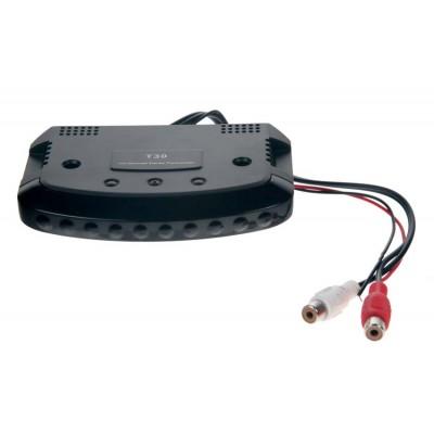 IR vysílač k bezdrátovým sluchátkům