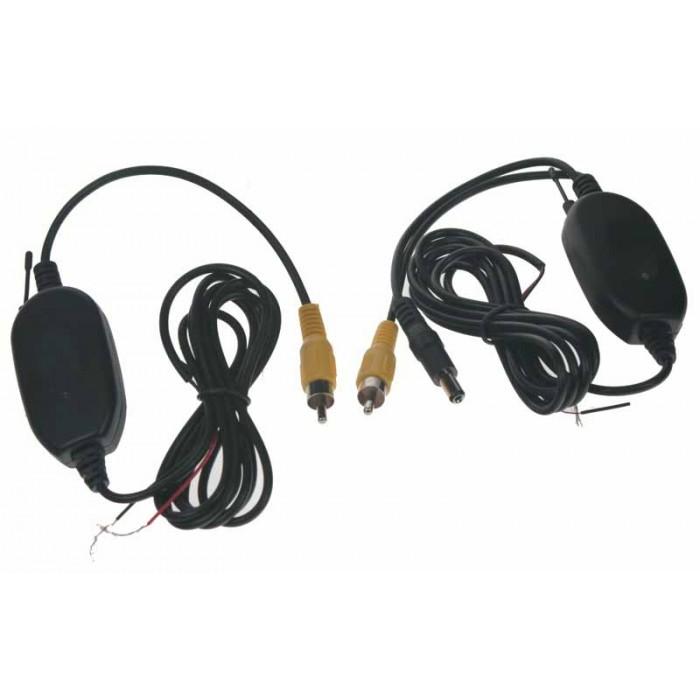 Sada přijímač/vysílač pro bezdrátový VIDEO přenos