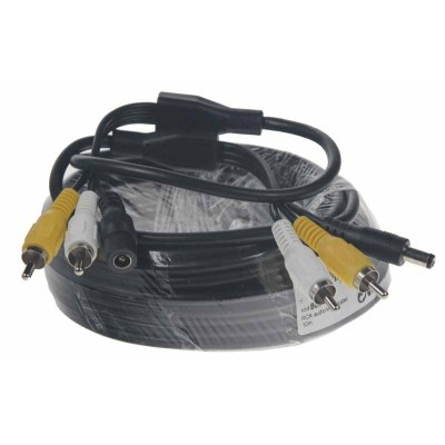 RCA audio/video kabel, 20m