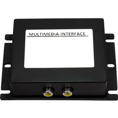 adaptér A/V vstup pro OEM navigaci Mercedes NTG2/NTG1/(NTG3)