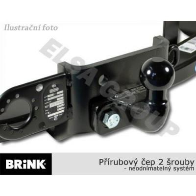 Tažné zařízení Mercedes Benz X 2017- , příruba 2š, BRINK B658300