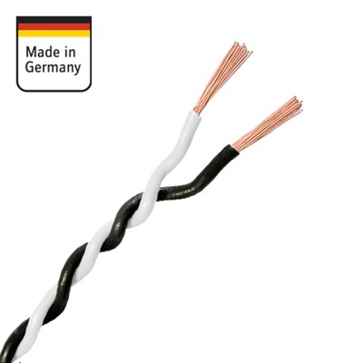 Ampire IKV150-WS repro kabel twist 2 x 1,5mm2