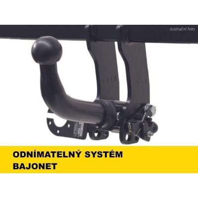 Tažné zařízení Opel Insignia kombi 2009-2013, bajonet, HE52A