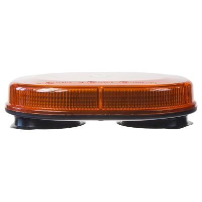 Rampa oranžová, 32LEDx1W, magnet, 12-24V, 200mm, ECE R10/R65