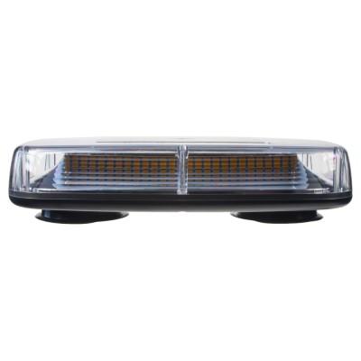 Rampa oranžová, 72x SMD LED, magnet, 12-24V, 280mm, ECE R10/R65