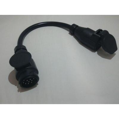 Prodlužovací kabel 13-13pin M-F, 50cm 424251