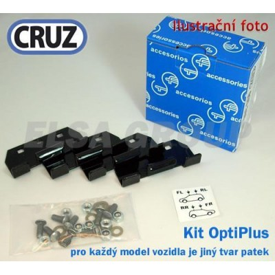Kit Optiplus Rail FIX BMW X1 (E84) 5dv. 09-15 936502