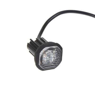PROFI výstražné LED světlo vnější oranžové, 12-24V, ECE R65