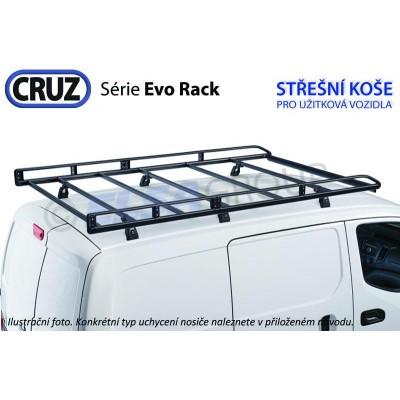 Střešní koš Nissan Interstar / Opel Movano / Renault Master 98-10, Cruz Evo NI933427+910353