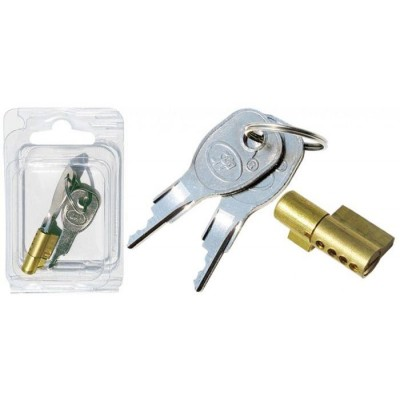 Zámek na bajonet Umbra + 2 klíče, LC01 ULC01