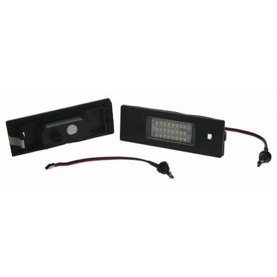 LED osvětlení SPZ do vozu BMW/Mini/Alfa Romeo/Fiat