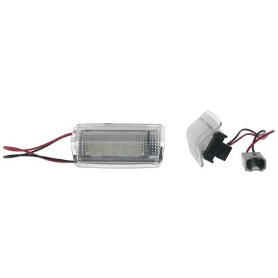 LED osvětlení SPZ do vozu Toyota Prius, Camry, Land Cruiser, Lexus IS250, ISF, RX330