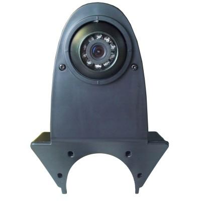 AHD 720P kamera 4PIN CCD SHARP s IR, vnější pro dodávky nebo skříňová auta