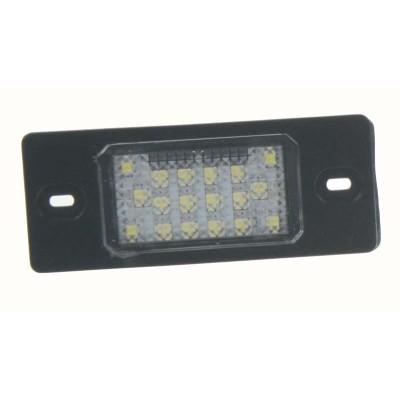 LED osvětlení SPZ do vozu VW Touareg 03-10, Tiguan, Golf V, Passat B5.5, Porsche Cayenne