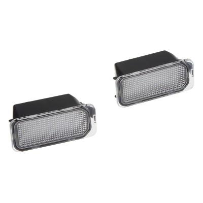 LED osvětlení SPZ do vozu Ford Fiesta,Focus, Kuga, Mondeo