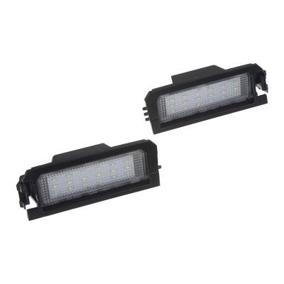 LED osvětlení SPZ do vozu Kia/Hyundai