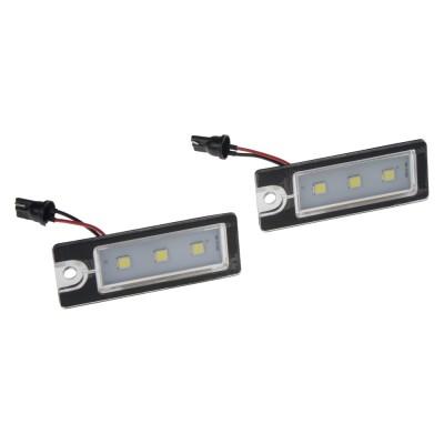 LED osvětlení SPZ do vozu Volvo XC70/XC90