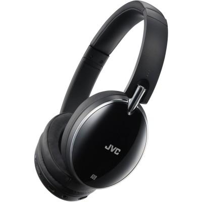 JVC HA-S90BN B Bezdrátová uzavřená BT sluchátka s Noise Cancelling