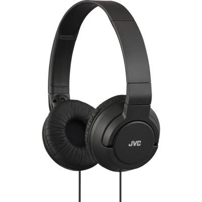 JVC HA-S180-B cestovní skládací uzavřená sluchátka